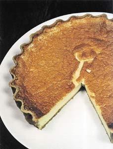 Пирог с заварным кремом и кардамоном. Гордон Рамзи