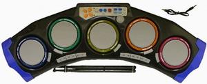 """Электро-ударная установка """"Бум"""" с подключением к CD-плееру (Т100573)"""