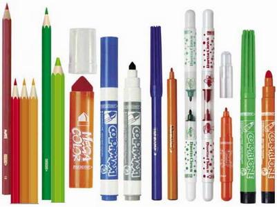 Пишущие инструменты Fibracolor